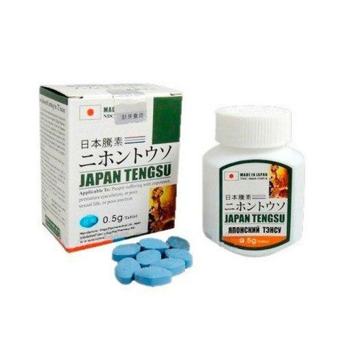 5.Thuốc cường dương bằng thảo dược Japan TengSu